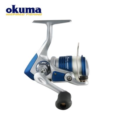 Okuma XiongerII 熊耳二代  紡車式捲線器 XG II-3000 付3號尼龍線