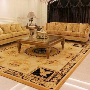 【山德力】古典歐風 紐西蘭羊毛地毯-蝴蝶 200x300cm