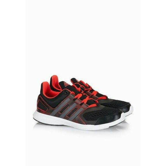 帝安諾- 暫缺-降價出清ADIDAS HYPERFAST 2.0 黑紅 女鞋 慢跑鞋 B34482