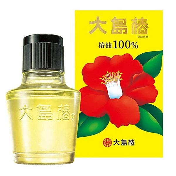 大島椿 山茶花護髮油40ml【小三美日】