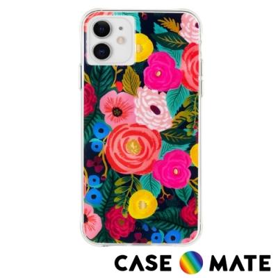 美國 Case●Mate x Rifle Paper Co. 限量聯名款 iPhone 11 防摔手機保護殼 - 皇家玫瑰