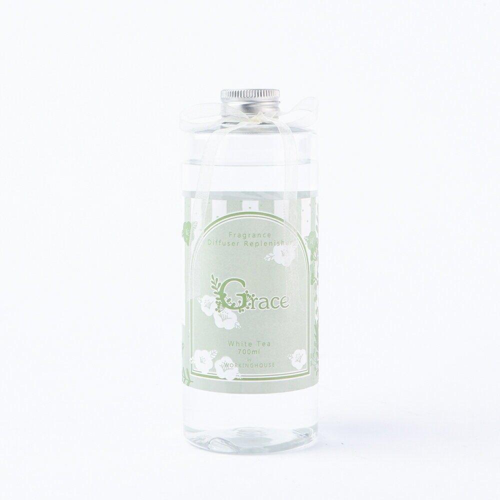 Grace白茶補充瓶 700ml-生活工場