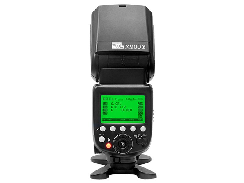 Pixel 品色 X900N 專業無線電版本Nikon iTTL機頂閃光燈 (X900N公司貨)