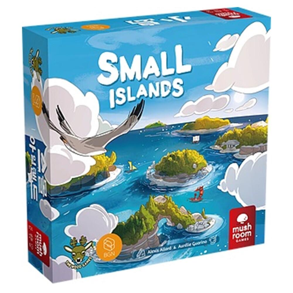 特賣桌遊 小島 small islands 多國語言版 正版桌遊 含稅附發票 實體店面