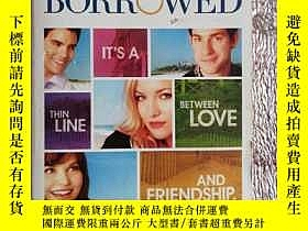 二手書博民逛書店英文版:SOMETHING罕見BORROWED emily gi