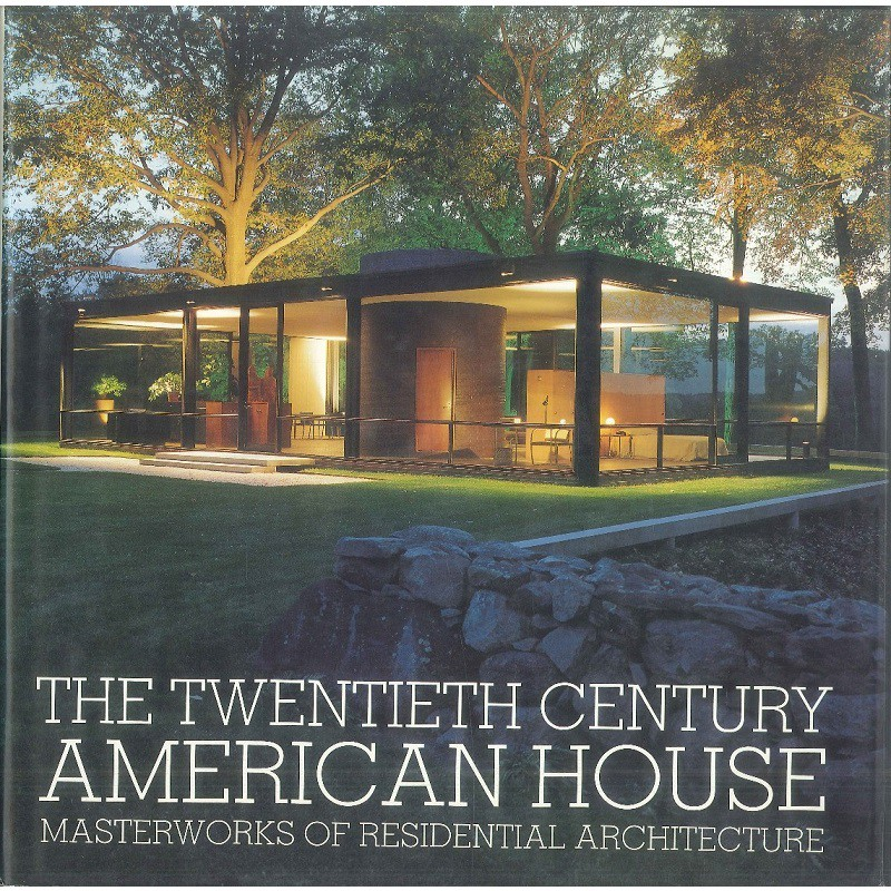 20TH CENTURY OF AMERICAN HOUSES: -9780500341438