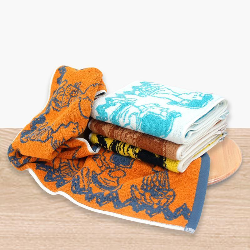 SNOOPY史努比 純棉撞色緹花運動巾-2條 (6款4色任選) 聚聚吧(請備註顏色)