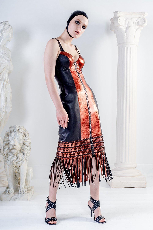 Thalia Dress PRITCH London.com
