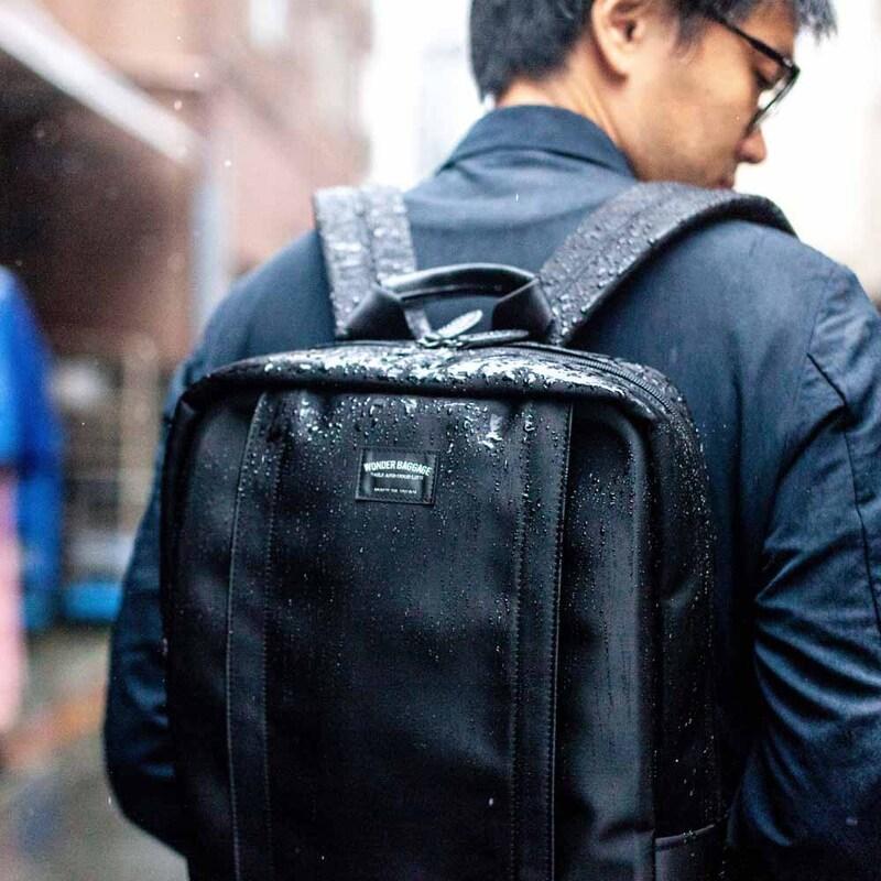 日系都會 職人商務防水機能後背包