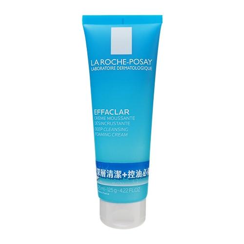 LA ROCHE-POSAY 理膚寶水 深層控油泡沫洗面乳(125ml)【小三美日】D404366