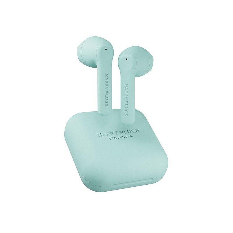 Happy Plugs Air 1 Go 真無線藍牙耳機 - 薄荷綠 Mint