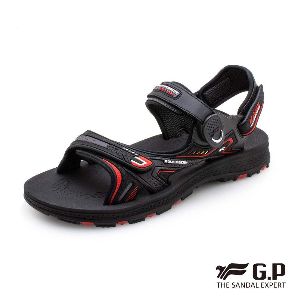 【NewType】柔軟耐用涼拖鞋(G0793)黑紅/藍色/綠色(SIZE:37-43)