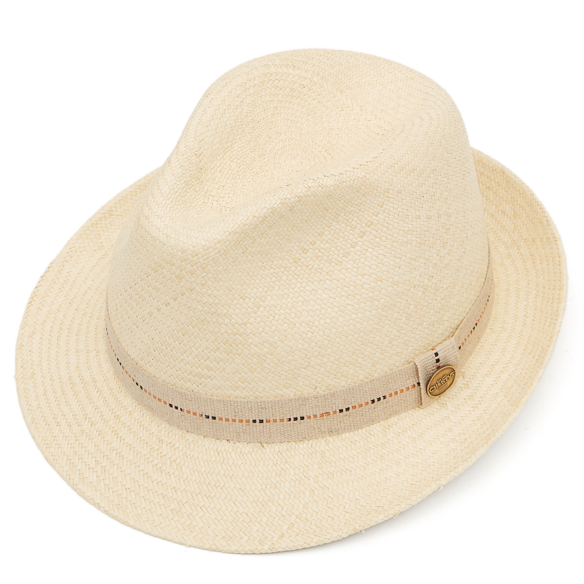 Cuenca Hardy Panama Hat - Semi - Bleached in M
