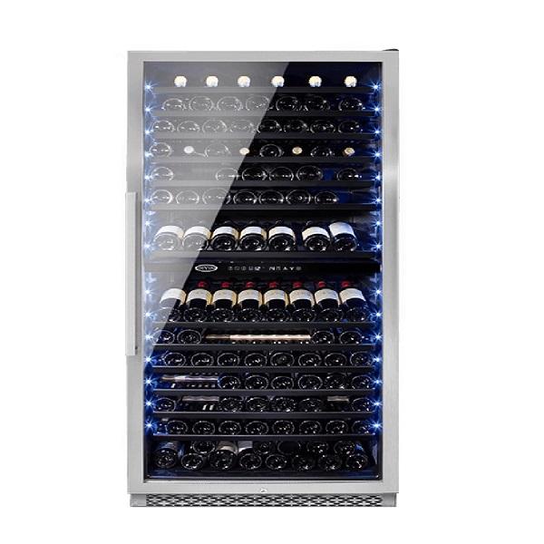 限量贈保冷袋 DIVIN DV-767DS 單門雙溫葡萄酒櫃