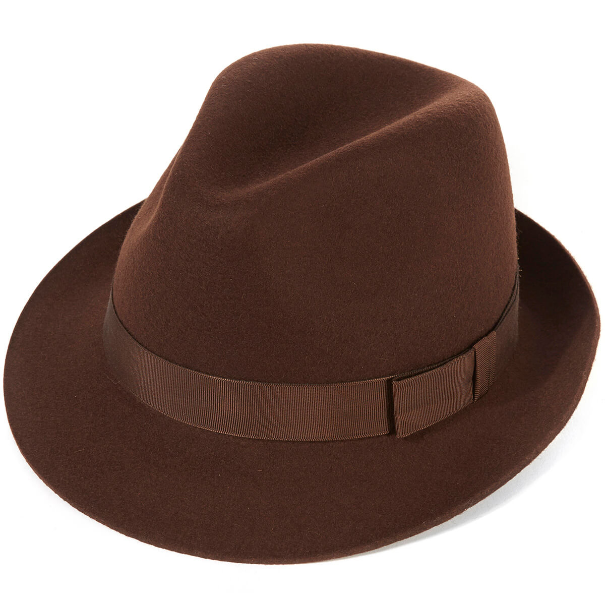 Henley Trilby - Brown in size 58