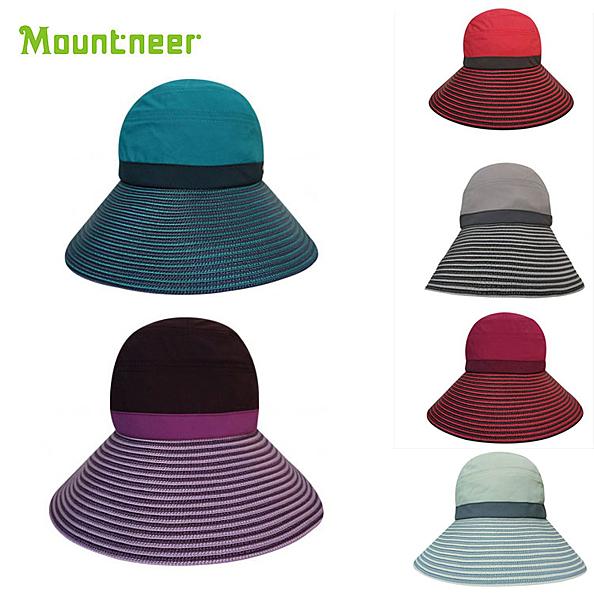 丹大戶外【Mountneer】山林休閒 中性款 透氣抗UV草編帽 圓頂帽/防曬帽/遮陽帽/休閒帽 11H06 六色