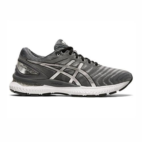 Asics Gel-nimbus 22 Platinum [1011A779-020] 男鞋 慢跑 運動 休閒 輕量 灰