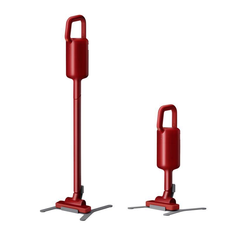電池式無線吸塵器 XJC-B021-紅色