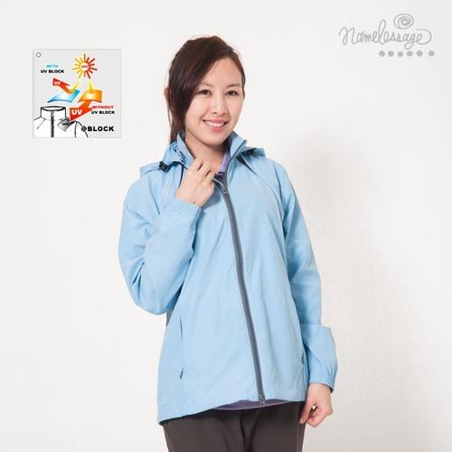 【NLG無名世代】女款抗UV休閒薄外套 NLG41W05