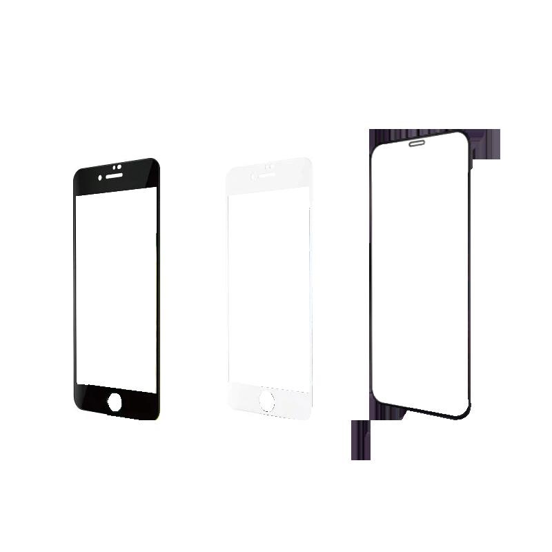 犀牛盾 3D壯撞貼 現貨 當天出貨 滿版 螢幕保護貼 手機膜 保護膜 iPhone【coni shop】