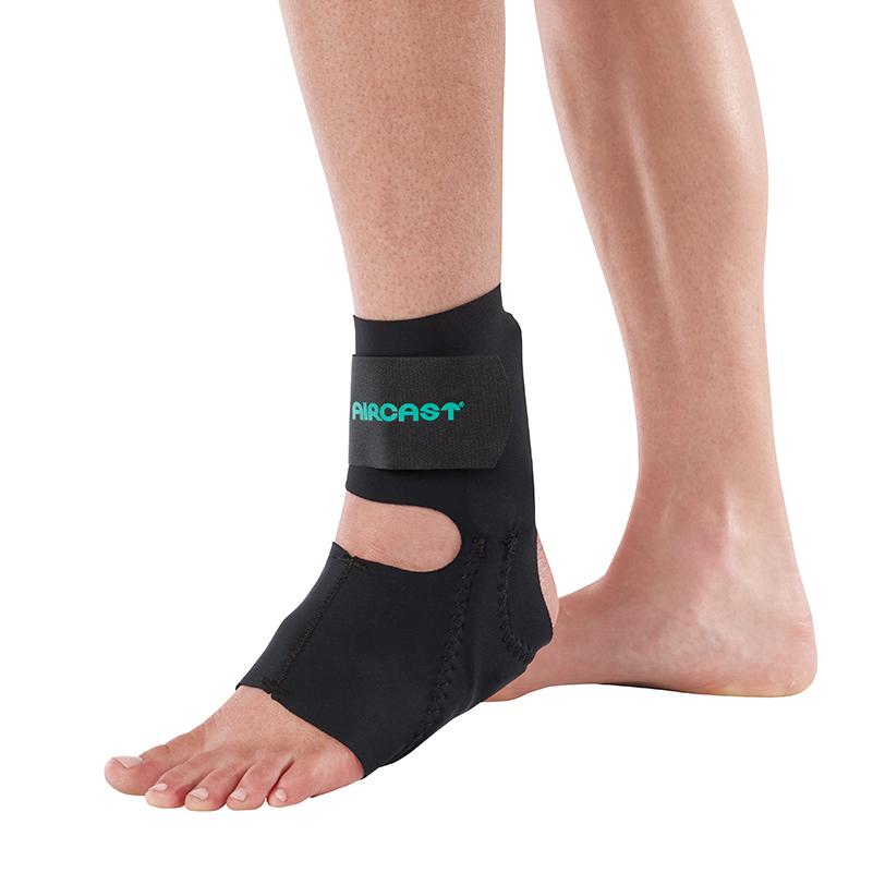氣動式足底跟腱保護護踝|【美國AIRCAST】護足 護具 護踝 下肢 骨科 足踝 復健用品