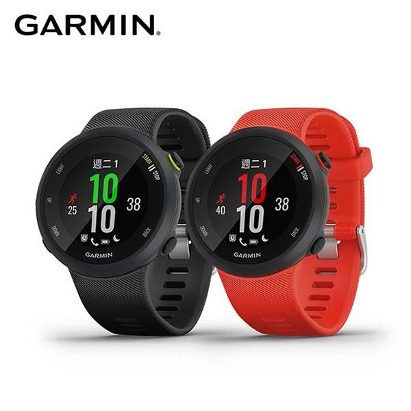 GARMIN Forerunner 45 GPS腕式光學心率跑錶《台南悠活運動家》