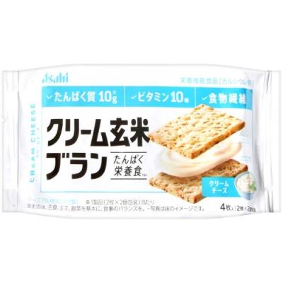 Asahi 玄米奶油起士風味餅 (72g)
