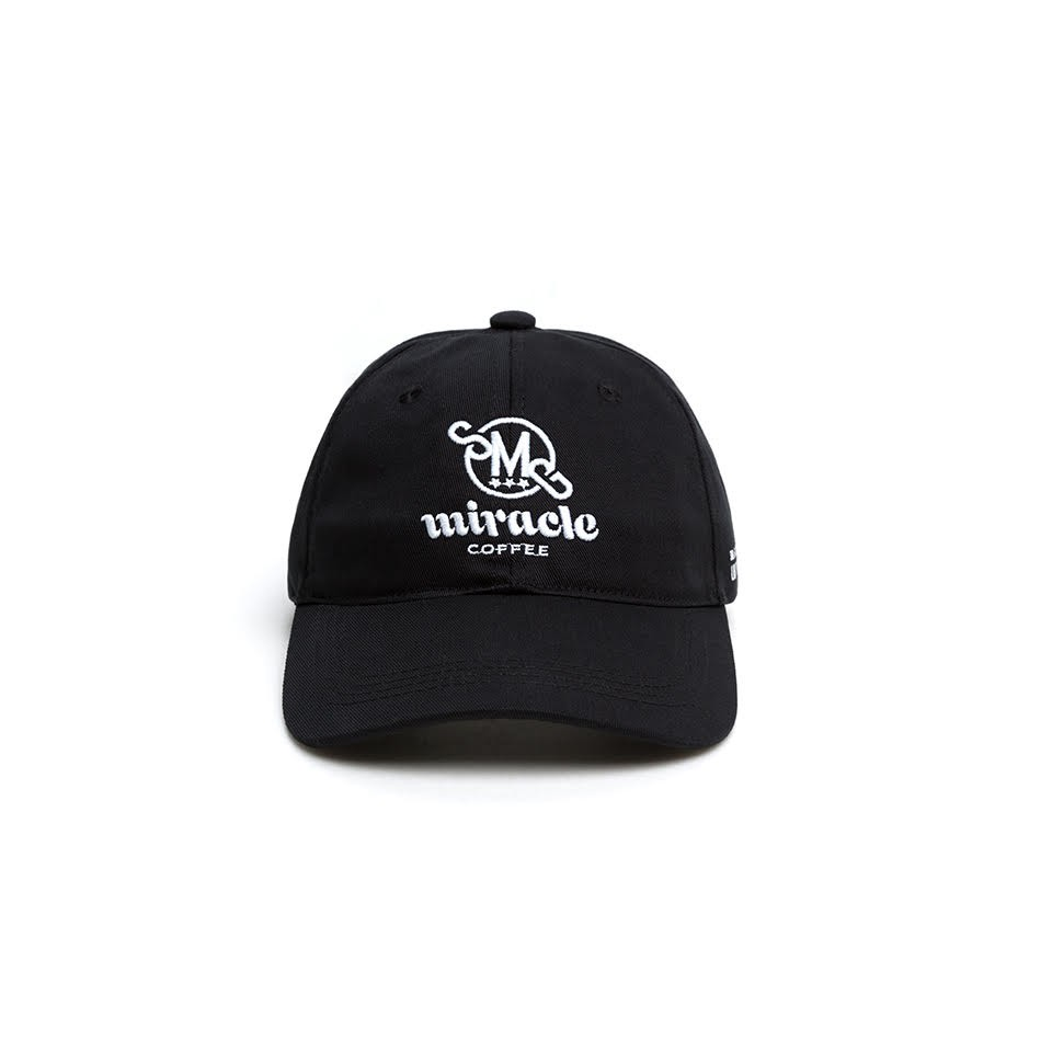 Miracle Coffee- SMG x MIRACLE Logo Sports Cap 聯名棒球帽