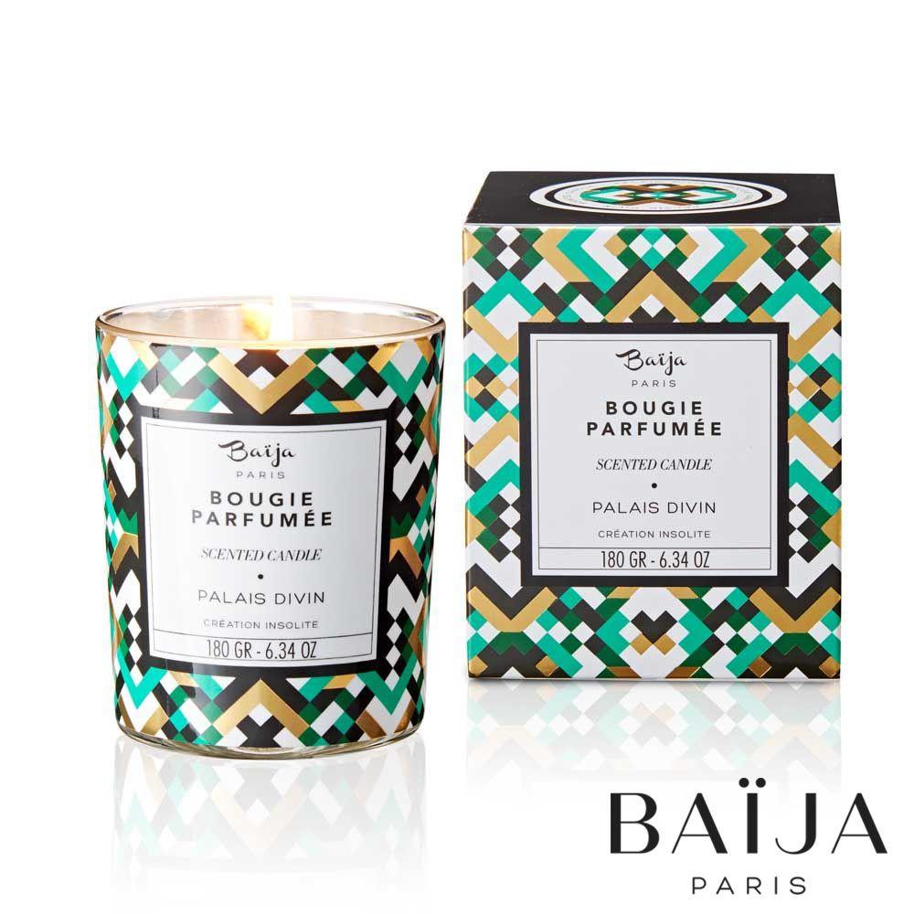 Baija Paris 神聖殿堂 格拉斯香氛蠟燭 180gr