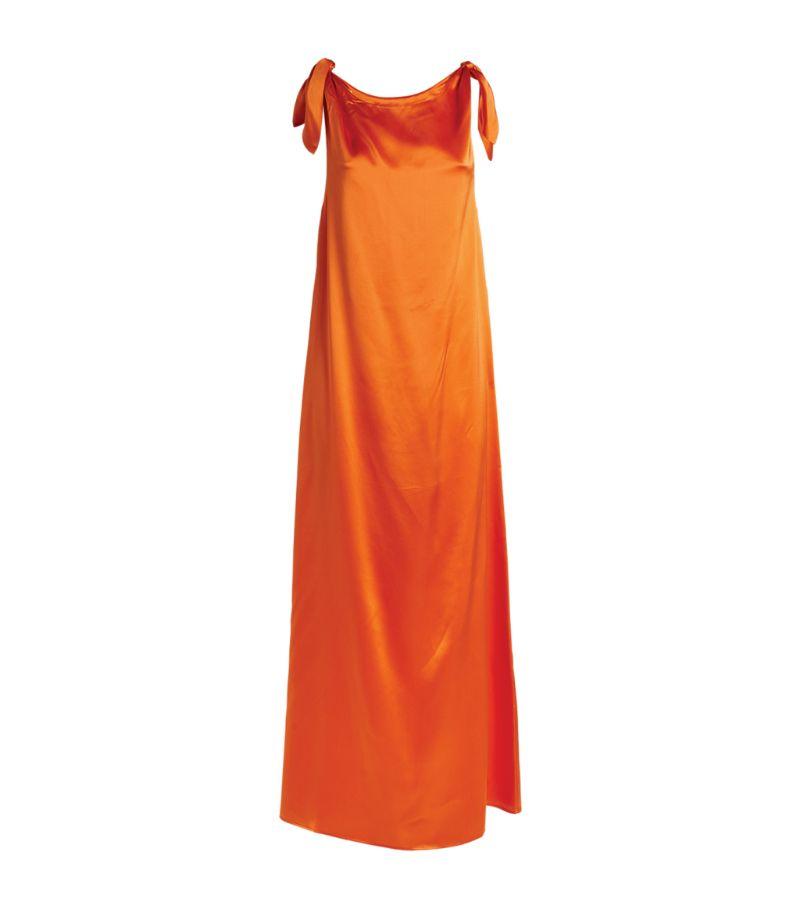 Bernadette Silk Wendy Maxi Dress