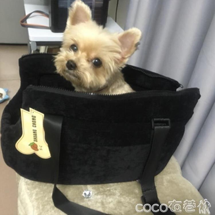 寵物外出包寵物背包狗狗便攜包手提側背包貓包外出貓咪袋子狗背包