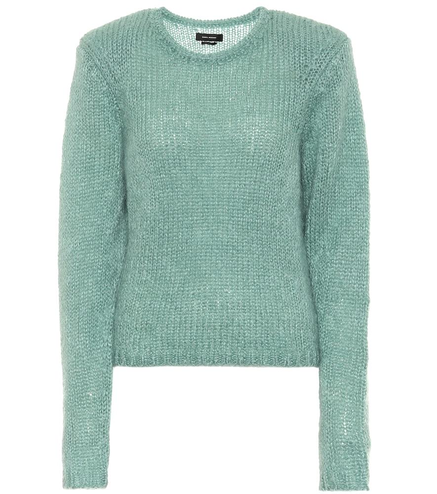 Erin mohair-blend sweater