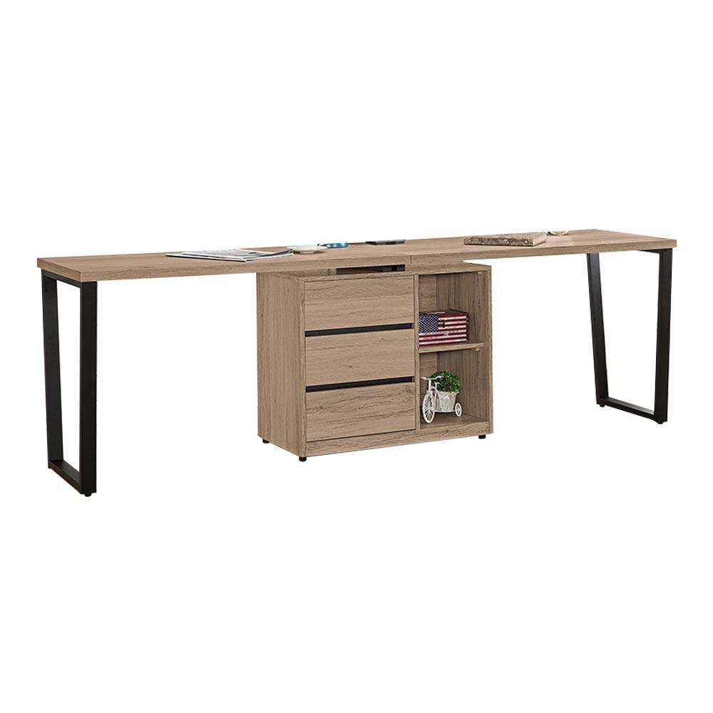 祖克柏5.8尺書桌/H&D東稻家居-消費滿3千送點數10%