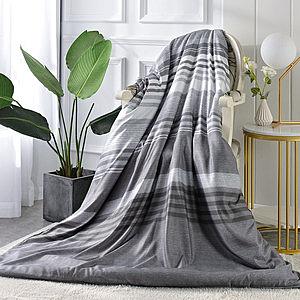 【Betrise絲慕】3M吸濕排汗專利天絲鋪棉涼被一入5X6.5尺