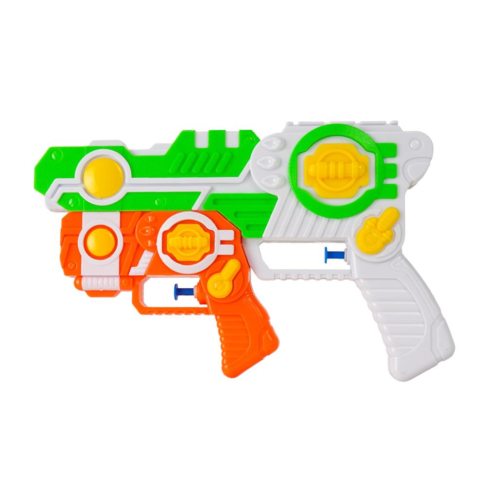 26公分子母雙水槍(按壓式)(高級ABS塑料)【888便利購】