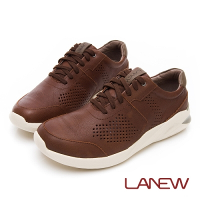 LA NEW 透氣風暴 輕量休閒鞋(男225010201)