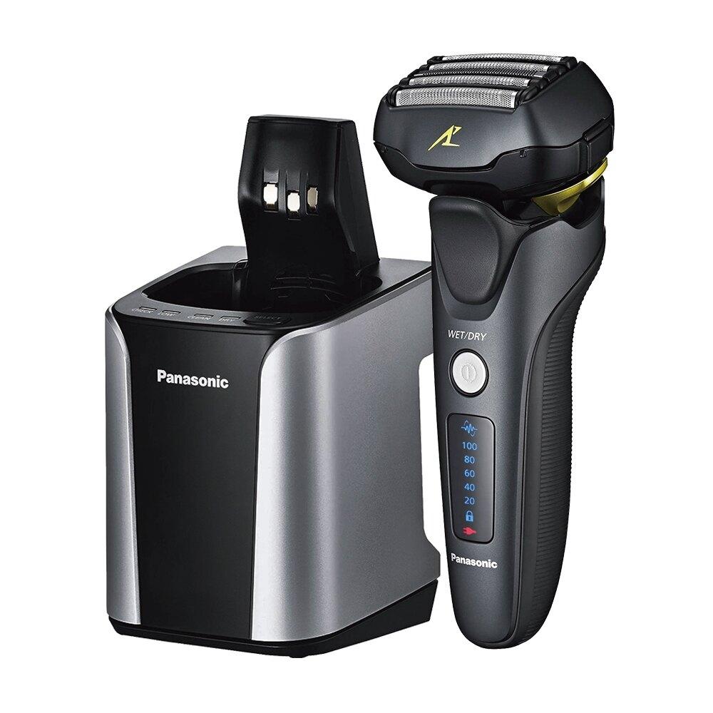 【Panasonic國際牌】3D全方位浮動式五刀頭超高速電動刮鬍刀(ES-LV97-K)