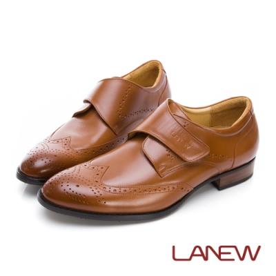 LA NEW Q Lite 輕量 紳士鞋(男224033018)