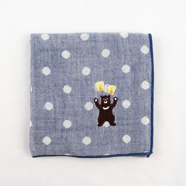 Handkerchief Bakery Taiwan Handkerchief/ 台灣黑熊放天燈 eslite誠品