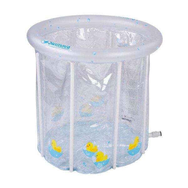 英國 Swimava P2時尚小鴨簡易家庭式嬰兒水池|泳池