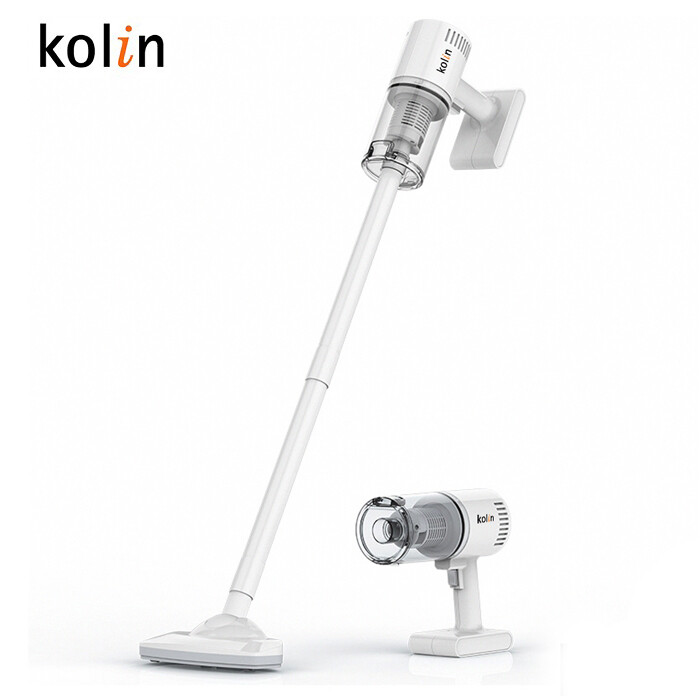 kolin歌林無線手持/直立兩用吸塵器