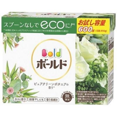 日本【P&G】BOLD 純淨洗衣粉 600g