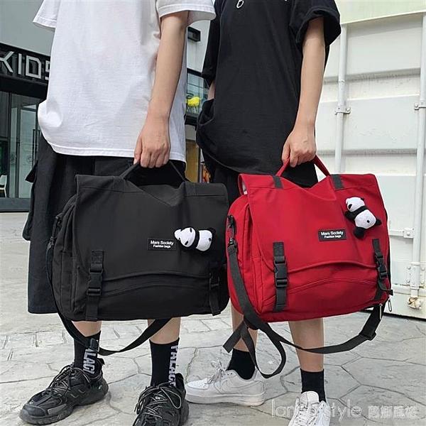 雙肩包男大容量休閒男士多功能旅行背包大學生書包女時尚 年終大促