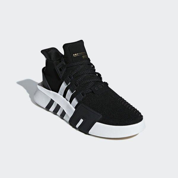 Adidas Originals EQT Bask ADV [D96766] 男鞋 運動 休閒 經典 復古 街頭 黑 白