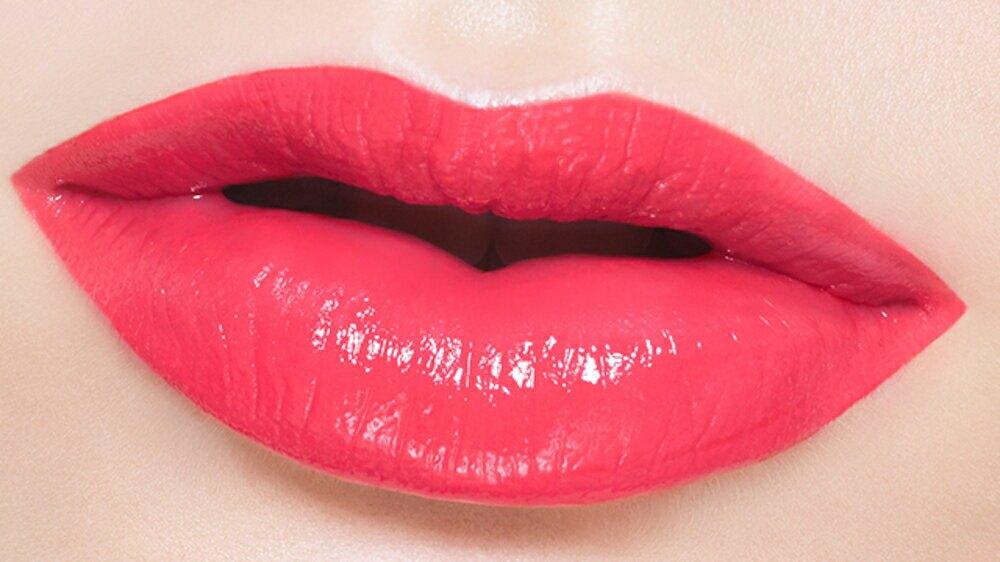 SHU UEMURA  植村秀 炫色精萃潤唇膏 含天然精油的潤唇膏 色號:01【百貨公司專櫃貨】有價格標