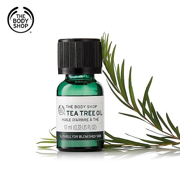 THE BODY SHOP茶樹精油(10ML)百貨專櫃正貨 13017301202