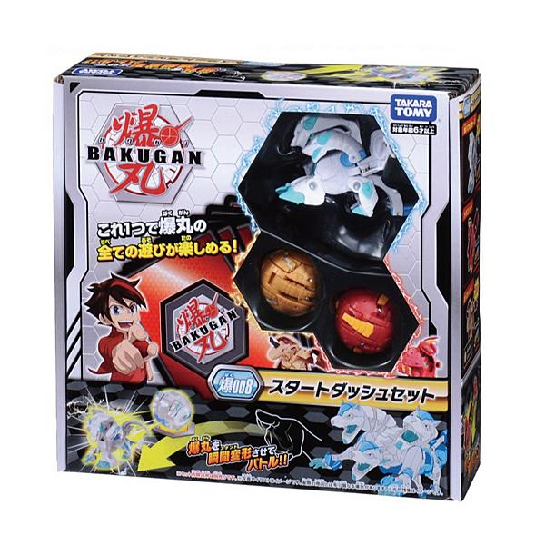 爆丸 BAKUGAN BP-008 爆丸卡片遊戲組合