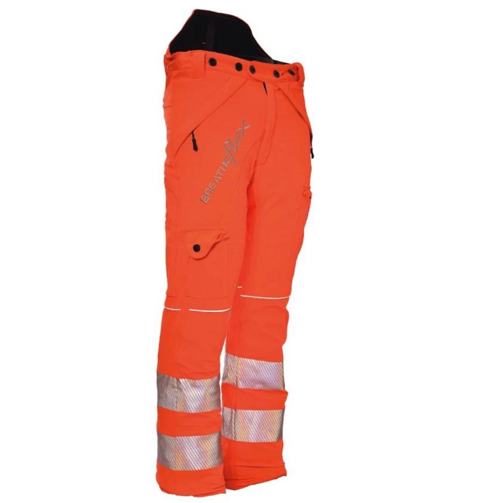 英國Arbortec Breatheflex Hi-Viz Type A Class1鏈鋸褲 (亮橘色)