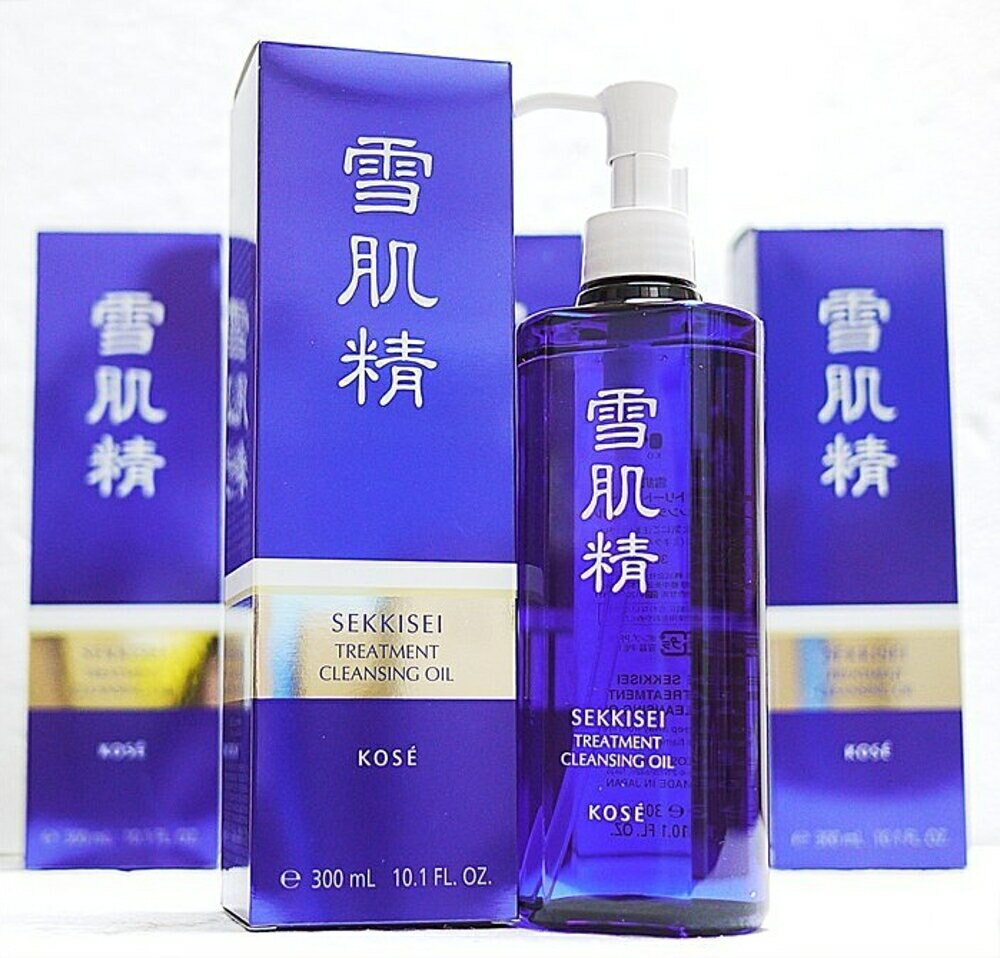 KOSE 高絲 雪肌精 淨透潔顏油N 300ml 卸妝油 卸粧油 百貨公司專櫃貨