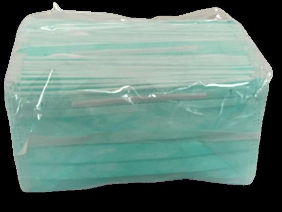 我們賣的是安心! 50入口罩 (台灣製造-無盒)  三層熔噴不織布口罩 (全家499免運!)